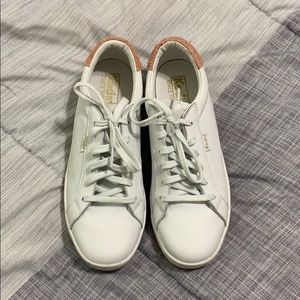 Jess white sneakers